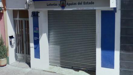 Administración de Loterías Bajo Aragón