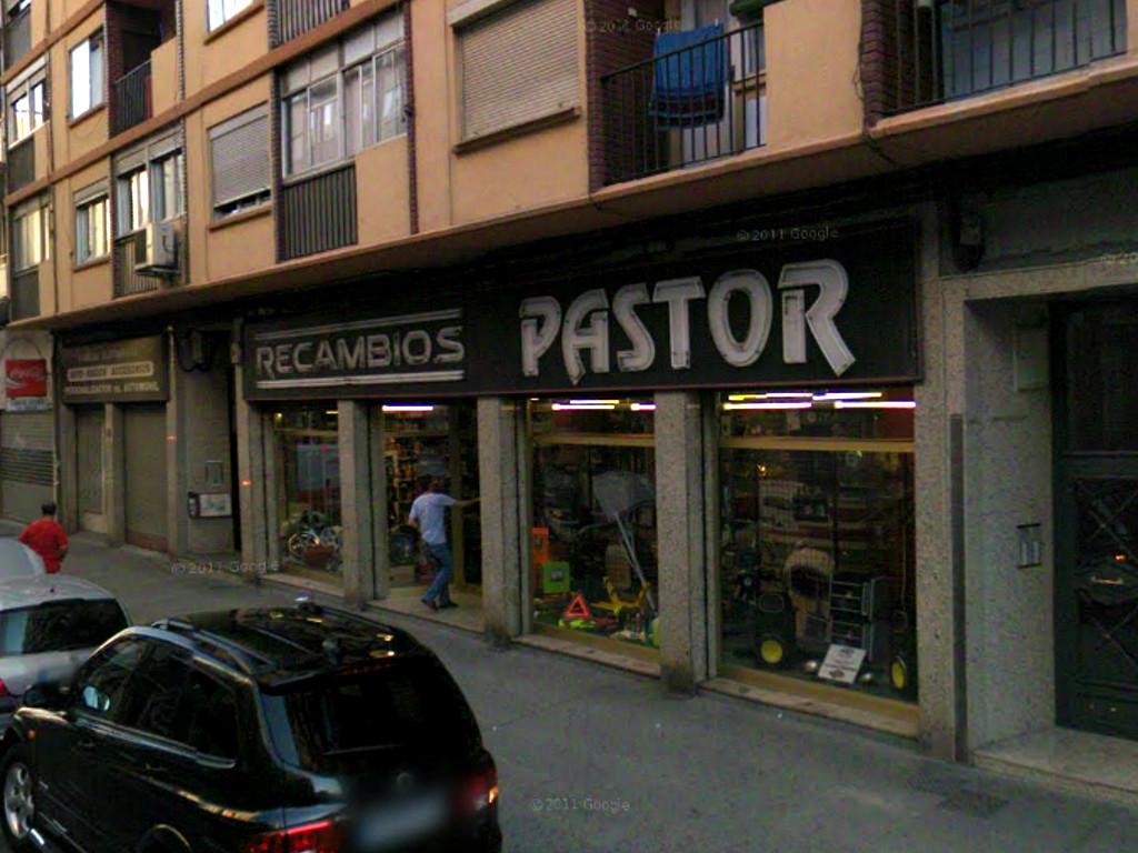 Recambios Pastor